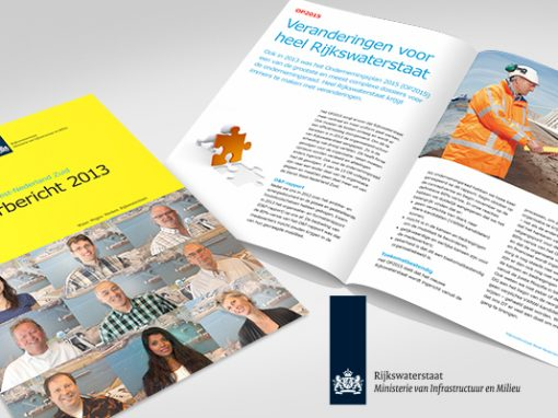 Jaarverslag Ondernemingsraad Rijkswaterstaat WNZ (Rotterdam)