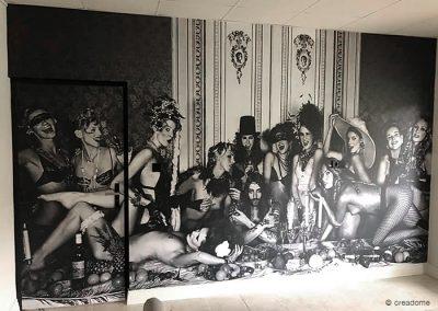 Fotobehang Last Supper