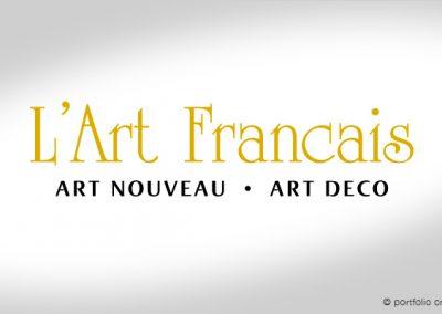 Logo L'Art Francais