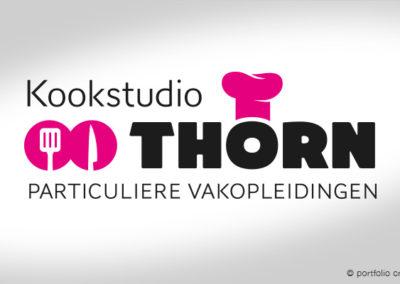Logo Kookstudio Thorn