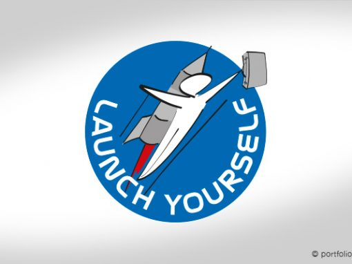 Logo Launch Yourself Event