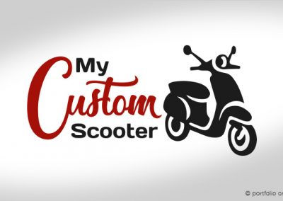Logo MyCustomScooter