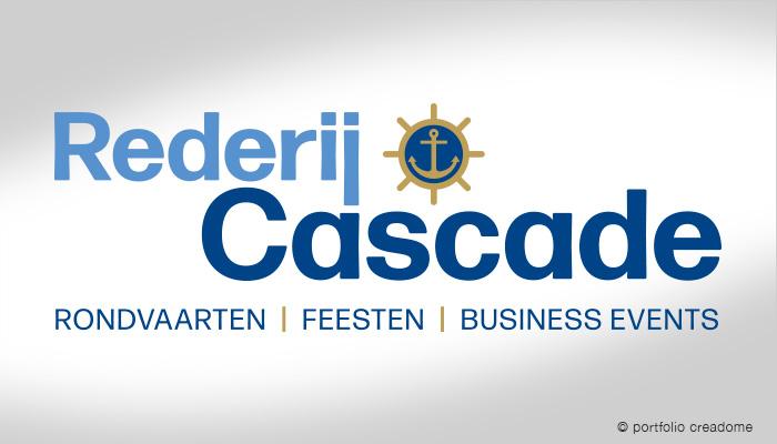 Logo Rederij Cascade