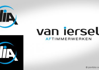 Logo VIA – Van Iersel Timmerwerken