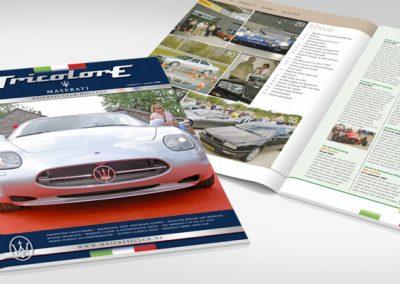 Magazine Maserati Club Nederland