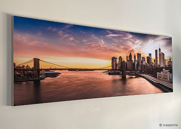 Textieldoek Brooklyn Bridge